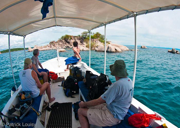Mvuna Bateau - C6Bo Voyage blog plongée