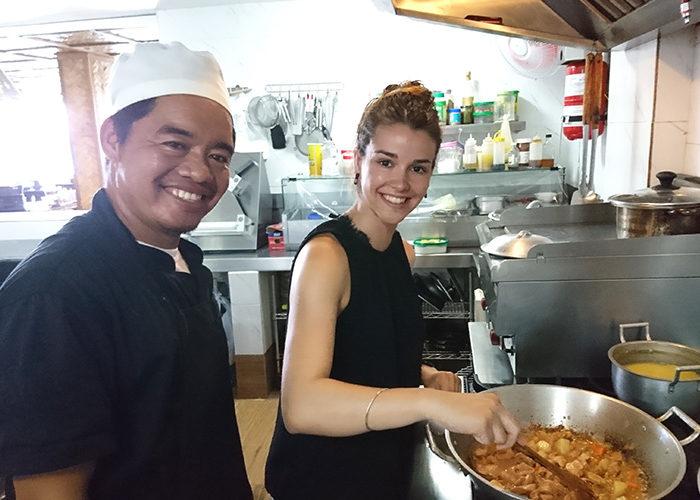 Cuisson | Cuisiner la Caldereta - C6Bo Voyages, blog plongée