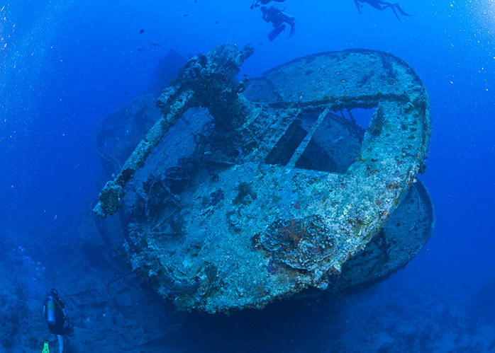 Epave du SS Thistlegorm - C6Bo Voyages, blog plongée