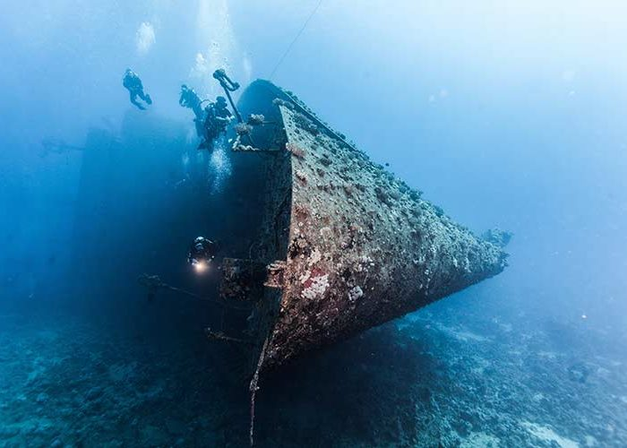 Les plus belles épaves de la Mer Rouge - Epave du Salem Express - C6Bo Voyages, blog plongée