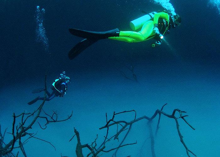 Les cénotes, au cœur de la beauté mexicaine - C6Bo Voyages, blog plongée