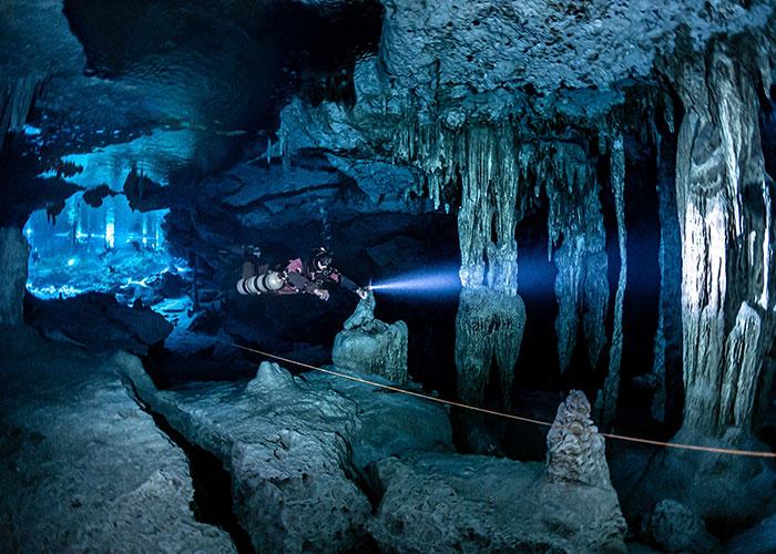 Top 5 des meilleurs cénotes du Yucatán - C6Bo Voyages, blog plongée