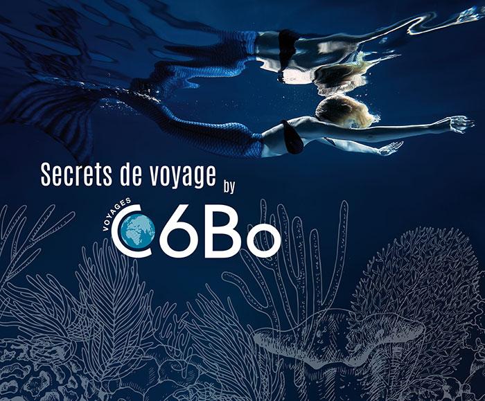 C6Bo Voyages plongée - visuels 2018 - Sirène